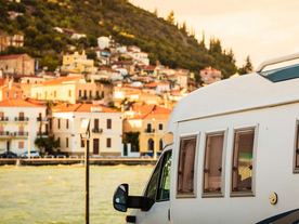 """Holidays with """"Homes on Wheels"""" Gaining Popularity in Greece"""