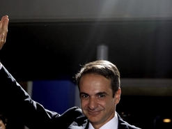 Kyriakos Mitsotakis, the happiest Greek! _ (video)