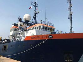 Turkish vessels bully researchers