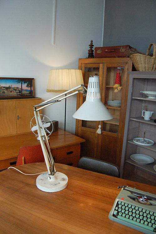 VENDU/Lampe d'architecte années 50 60 métal
