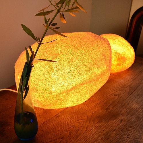 VENDU/Grande Lampe galet André Cazenave pour Singleton 70s