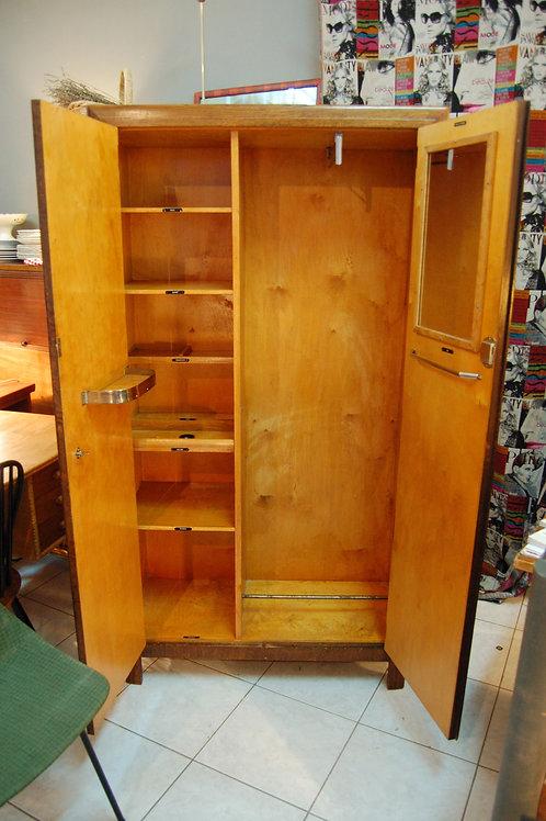 VENDU/Armoire anglaise vintage Compactom 30 50