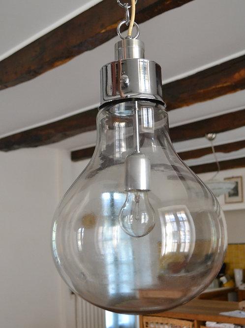 Suspension ampoule Années 70/80 Delmas