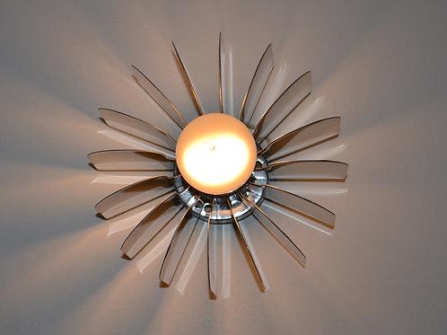 VENDU/Lampe applique hélice années 60 70 style lampe bolide Raak