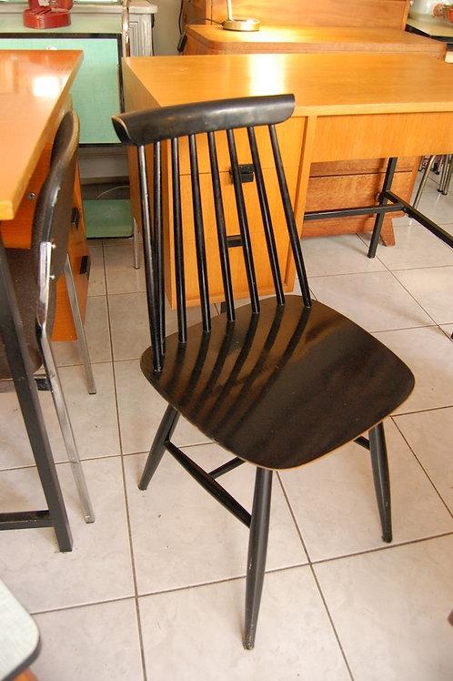 VENDU/ Chaise I. Tapiovaara années 50s noire