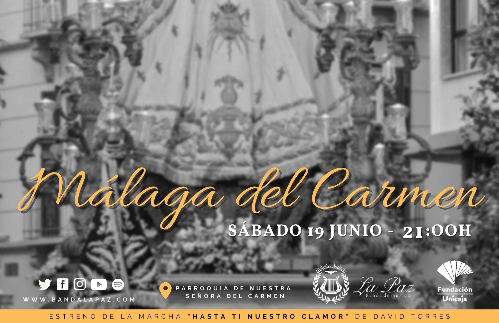Concierto -  Málaga del Carmen