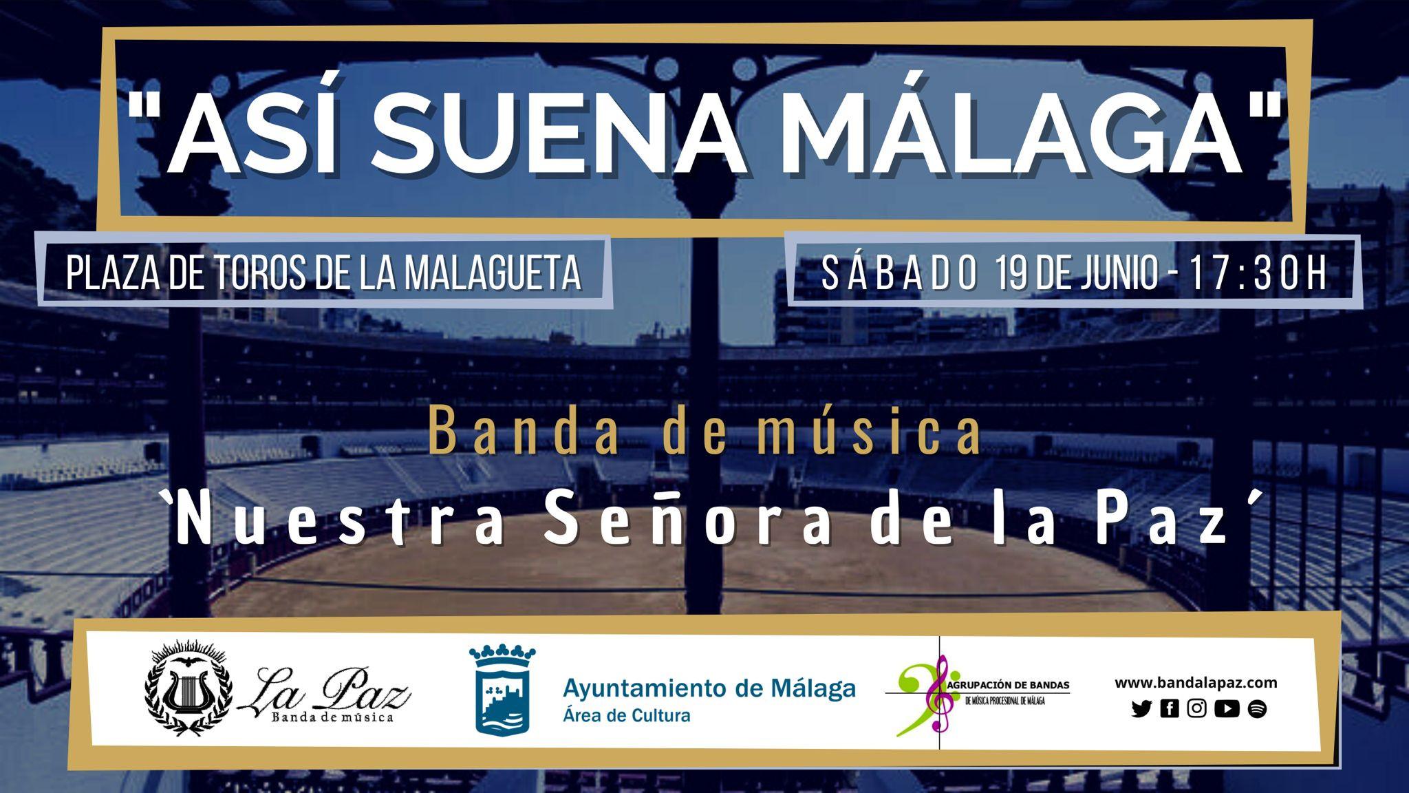 Así suena Málaga