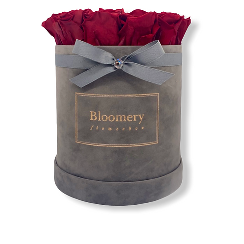 Glamour Flowerbox ROYAL RED Large