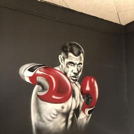 graffiti Boxeur