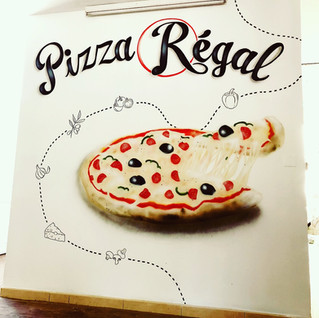 Pizza Régal