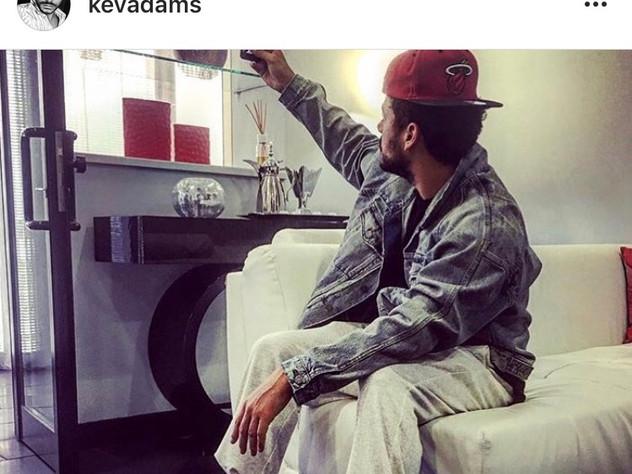 Stan Smith Kev Adams