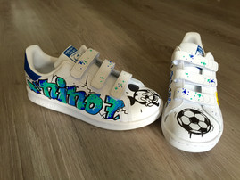 Adidas Stan Smith Foot