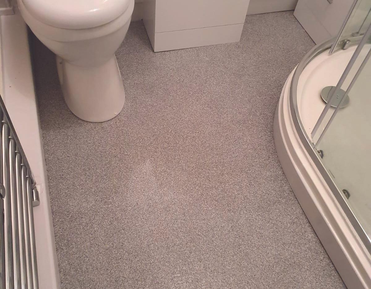 GlamRend Grey Flooring