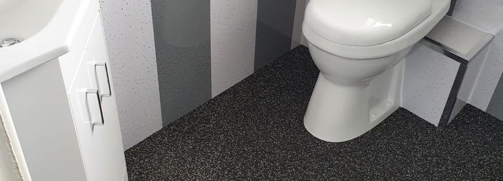 GlamRend Flooring Black