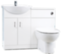 KASS 1000 combi sink and wc