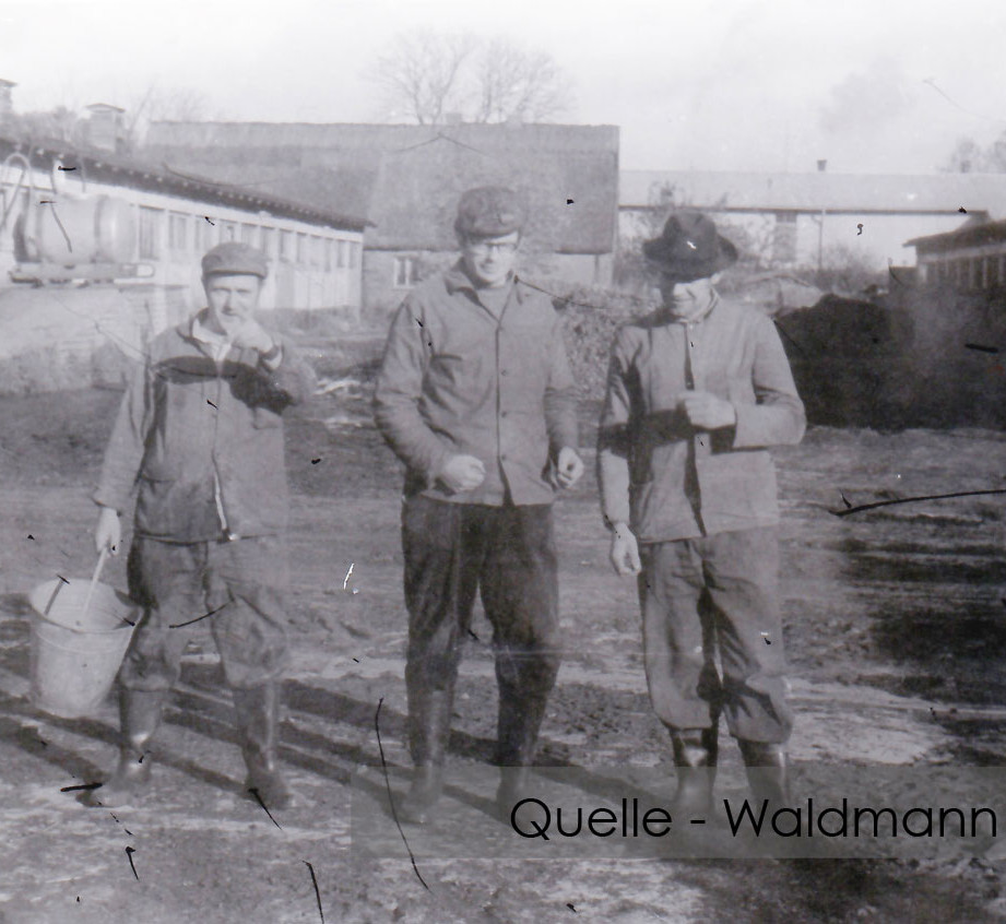 17 N WAL 06 Die drei Musketiere in Wampe