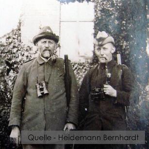 11-N-HEID-15 Hegemeister und Jagdfreund