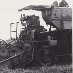17 N WAL 01 Mähdrescher 1973