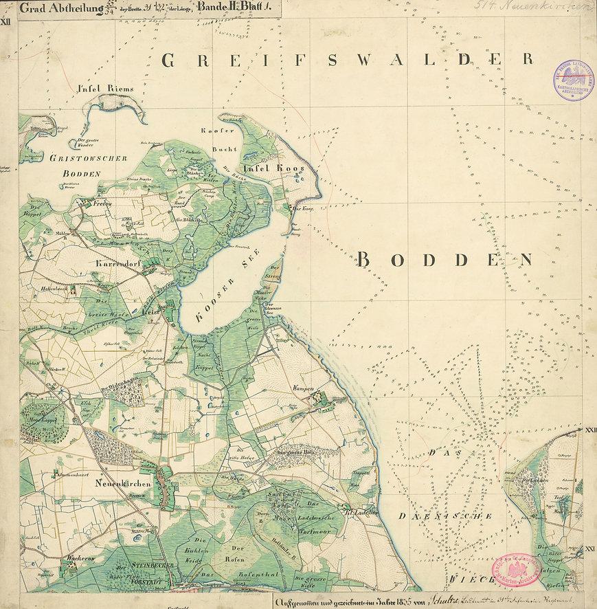 22-N-Ki-28-Karte-von-1835-Preußisches-Ur