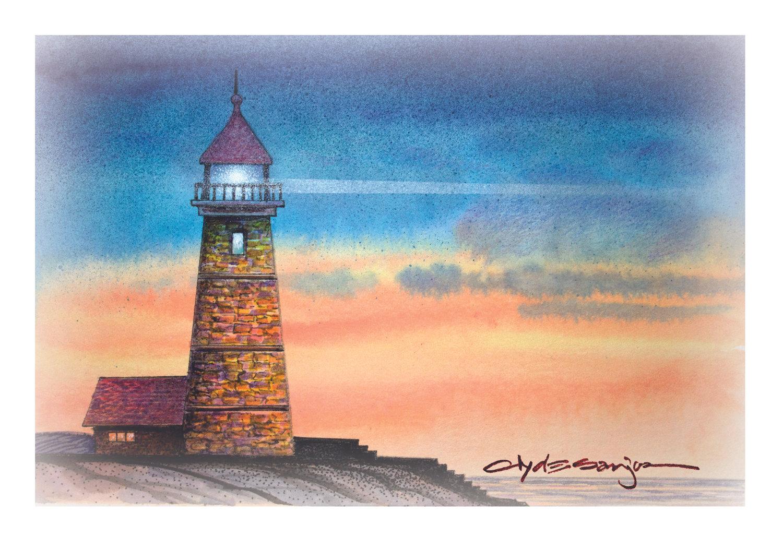 A Beginner's Journey in Watercolor