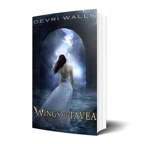 Wings of Tavea, The Solus Series (Book 2)