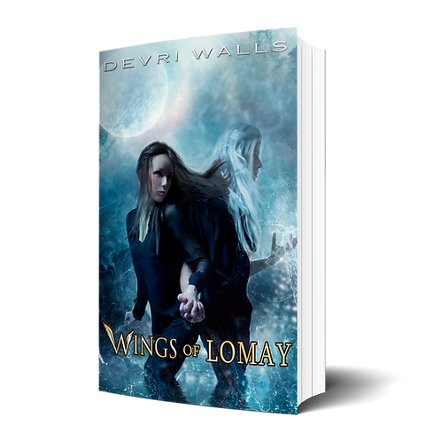 Wings of Lomay, The Solus Series (Book 4)