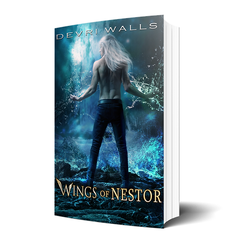 Wings of Nestor, The Solus Series (Book 3)