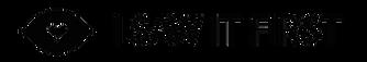Black ISAW logo.png