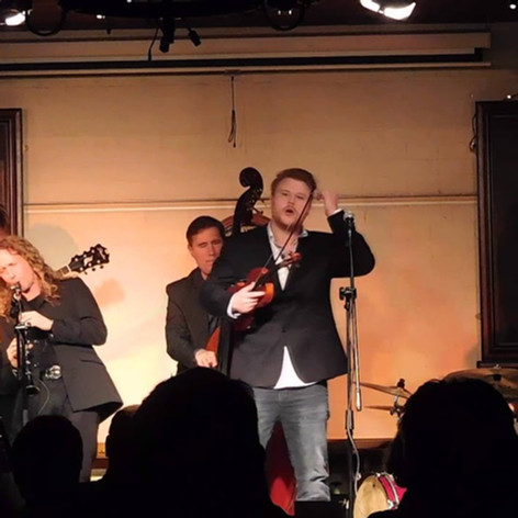 I've Found A New Baby - The Ben Holder Quartet + Julian Stringle