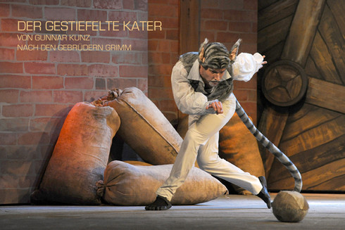 Christoph Bangerter, Der gestiefelte Kater