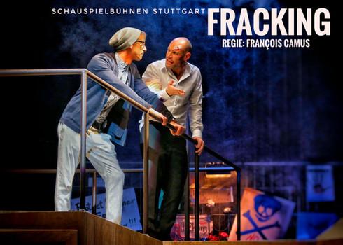 Christoph Bangerter, Fracking
