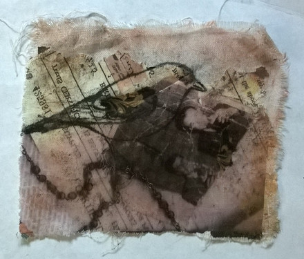 Urban Madonna: the Goldfinch