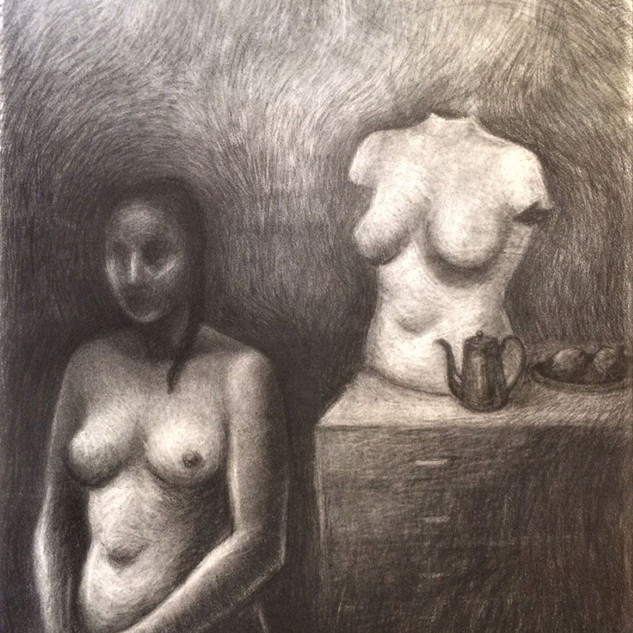 KorantengB,_Studio_Interior_with_Nude,_c