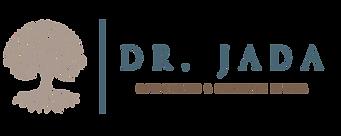 DR. JADA TREE LOGO 2020 - HORIZONTAL - T