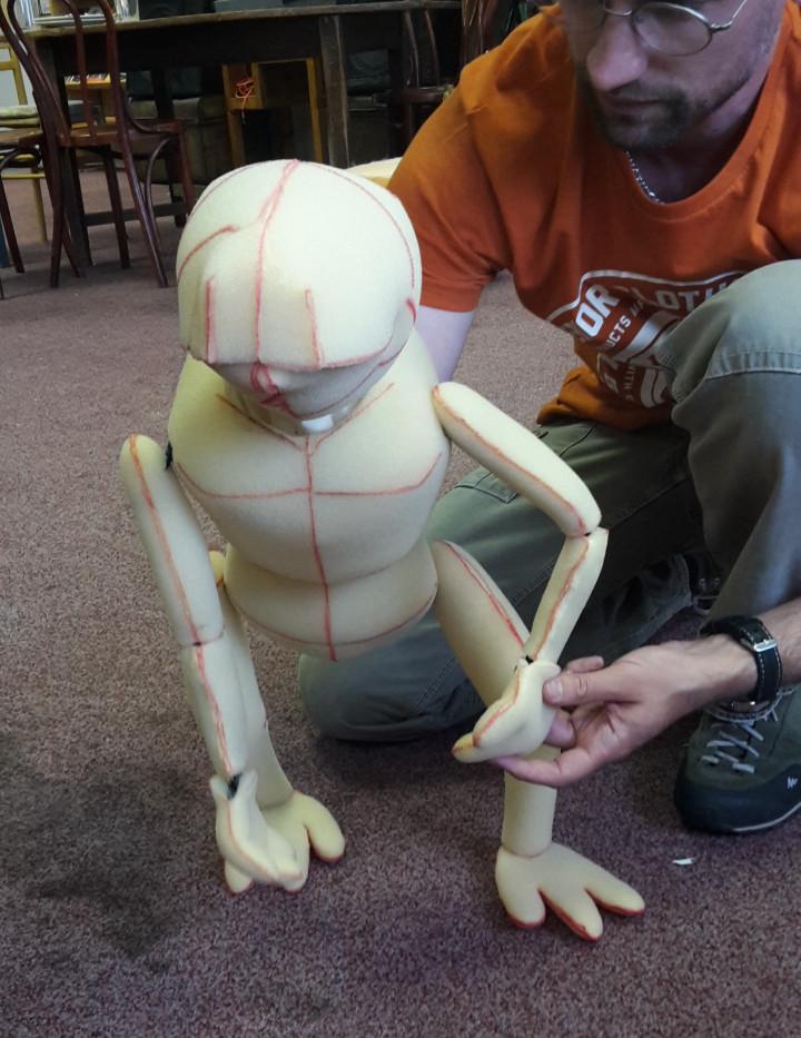 Screen Puppet test