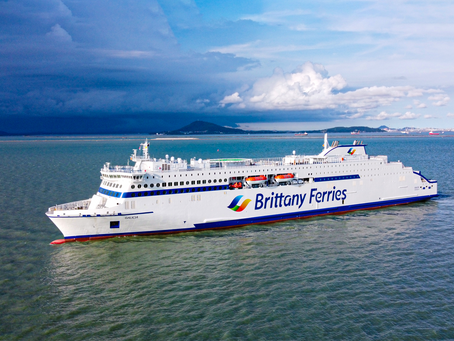 Brittany Ferries launch new ferry