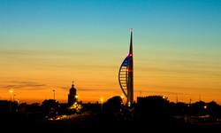 other-spinnaker-tower-dusk-sunset-portsmouth-pictures-for-desktop
