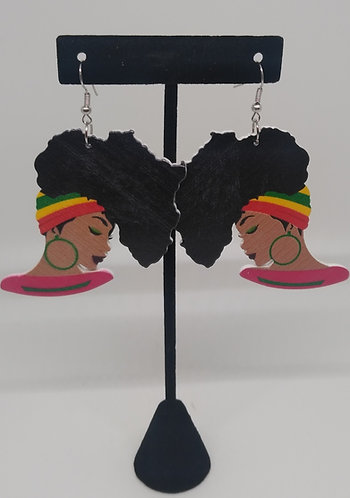Queen Collection Earrings