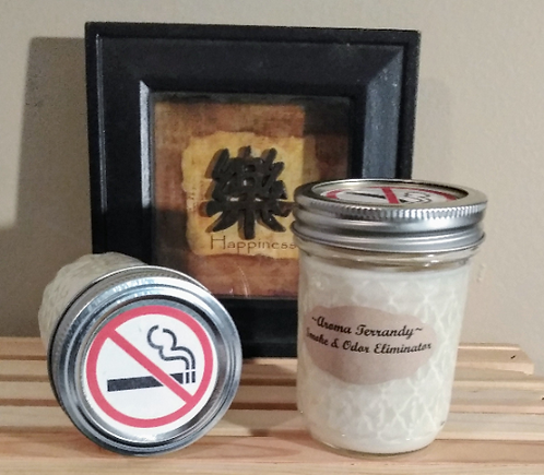 Smoke & Odor Eliminator Candle