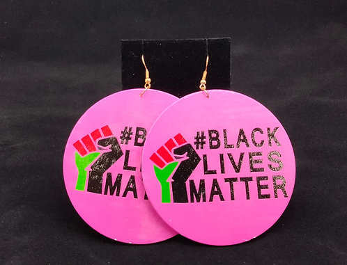Black Lives Matter Earring Collection