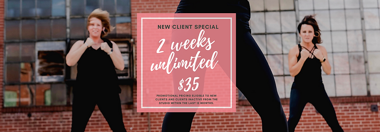 Copy of Copy of 4 weeks unlimited $69-11