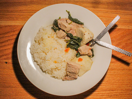 Sinigang: A Filipino Cold Weather Favorite