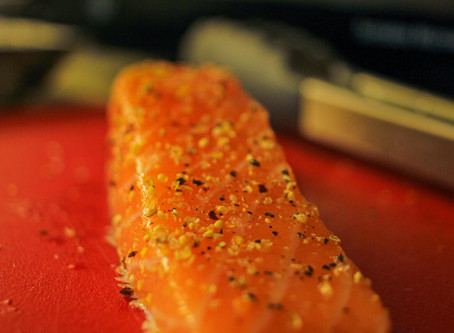 How Trader Joe's Salmon Was My Gateway To Cooking