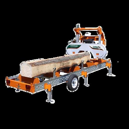 Service mobile de coupe de bois