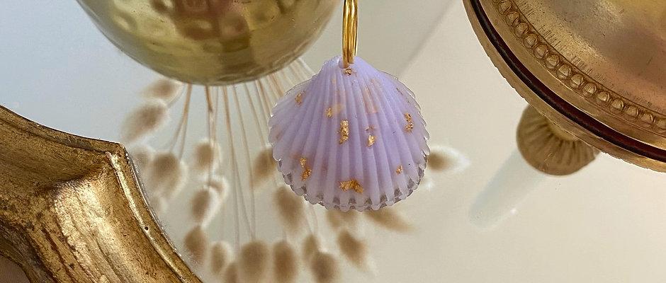 Collection SEA SHELL médaille résine personnalisée