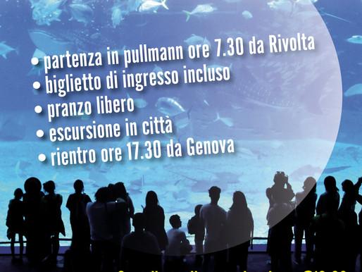 Gita a Genova