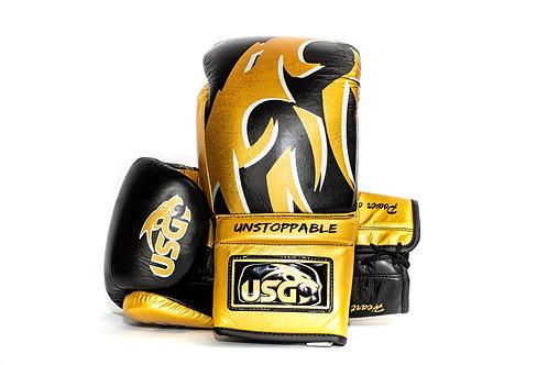 USG Tribal Leather Gloves