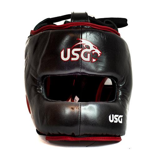 USG Full face protection headgear
