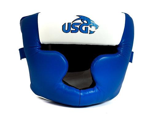 USG Blue and White Full face headgear