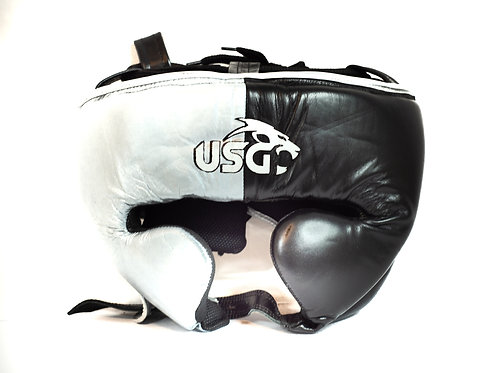 USG Black and Grey Full face protection